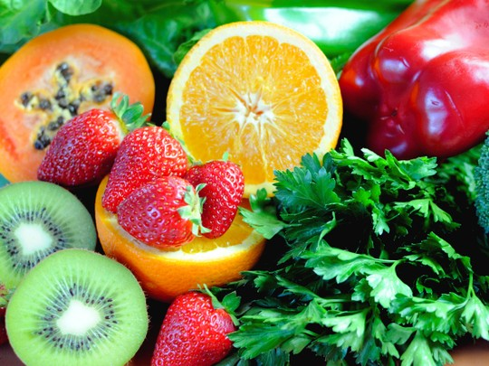 5 - loai - thuc - pham - chua - giau - chat - vitamin - C - hon - ca - cam